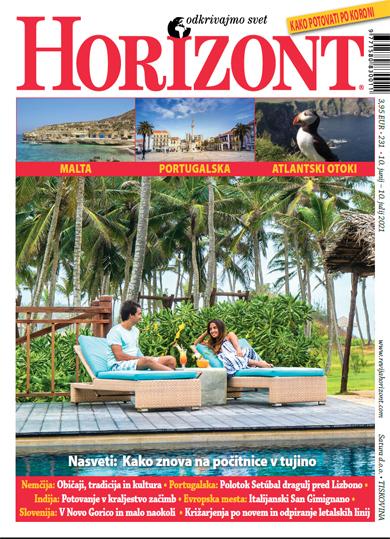 Horizont #231 - JUNIJ